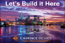 An image of Cadence Device promotional image.