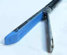 An image of a surgical knife part.