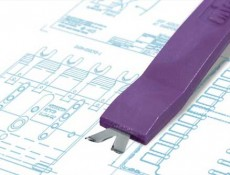 Custom surgical blades are now used in many special tools.